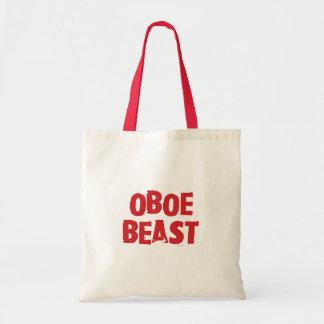 Oboe Beast Totebag