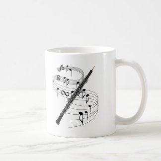 Oboe Coffee Mug