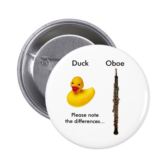 Oboe / Duck Button