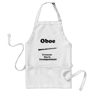 Oboe Gift Standard Apron