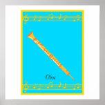 oboe poster