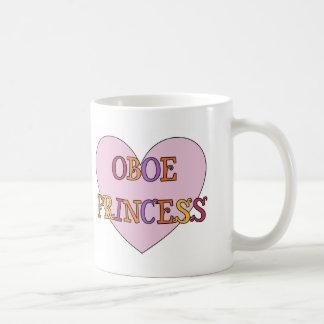 Oboe Princess Mug