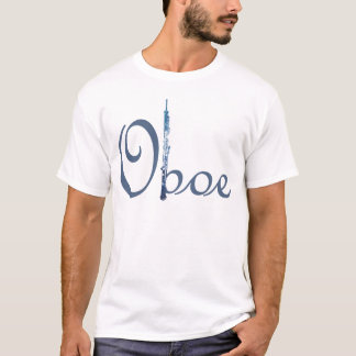 Oboe Script T-Shirt