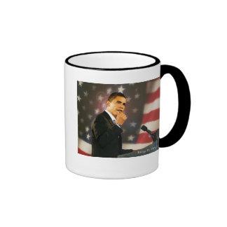 oboma, Obamaname Ringer Mug