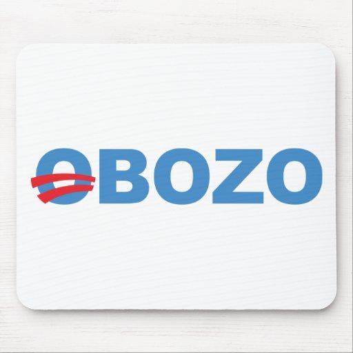 Obozo Obama Mousepads