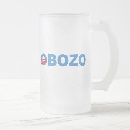Obozo Obama Coffee Mug