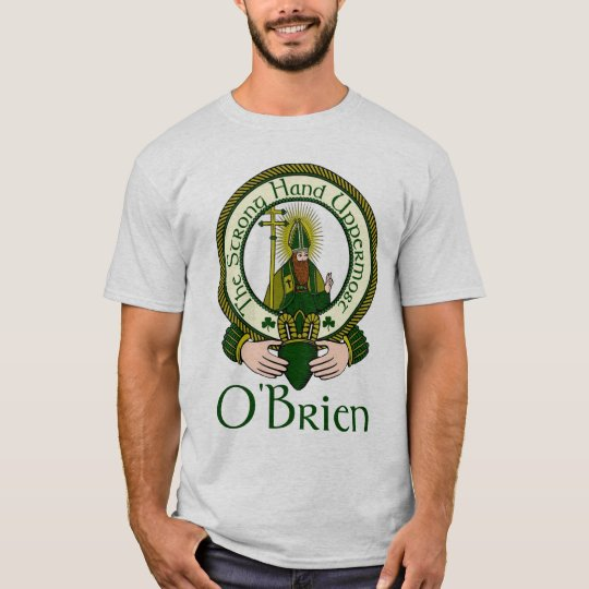 O'Brien Clan Motto T-Shirt