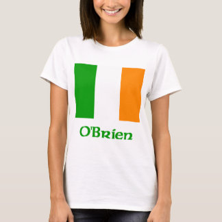 O'Brien Irish Flag T-Shirt