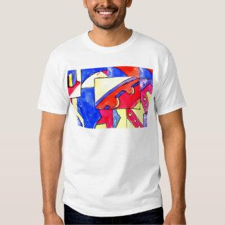 observational clockwork tee shirt