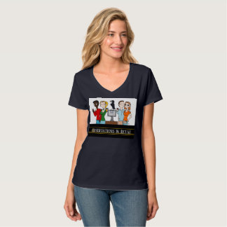 Observations in Retail Group Photo Women's T-shirt