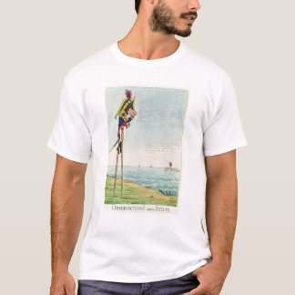 Observations Upon Stilts T-Shirt