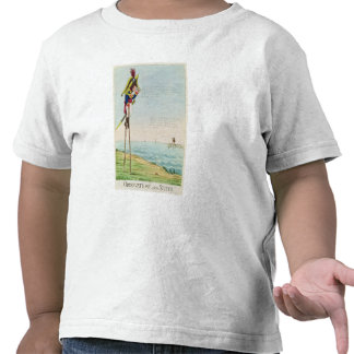 Observations Upon Stilts T-shirts