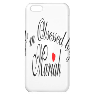Obsessed By Mariah iPhone 5C Case