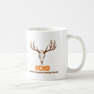 Obsessed Hunter Coffee Mug