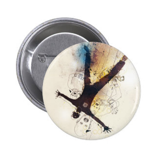 Obsession Pinback Button