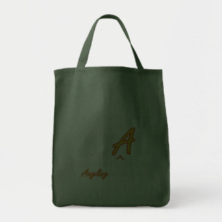 Obsessive Angling Disorder Tote Bags