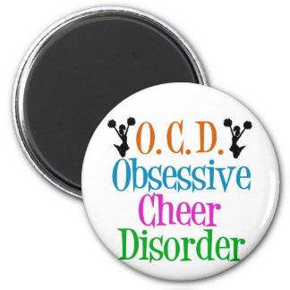 Obsessive Cheer Disorder Magnet