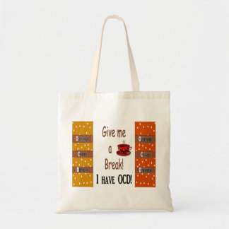 Obsessive Coffee Disorder - OCD Budget Tote Bag