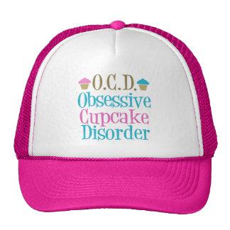 Obsessive Cupcake Disorder Cap