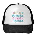 Obsessive Cupcake Disorder Trucker Hats
