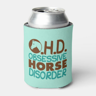 Obsessive Horse Disorder Can Cooler