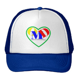 Obsessive Museum Disorder Hats