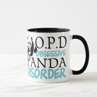 Obsessive Panda Disorder Mug