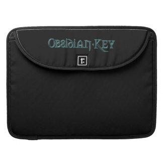 """Obsidian Key - MacBook Retina 15"""" Sleeve MacBook Pro Sleeves"""