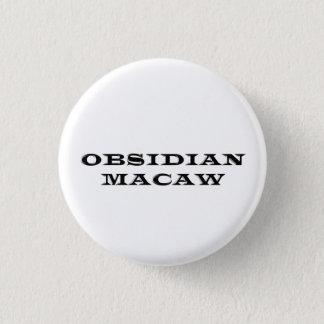 Obsidian Macaw Logo Button