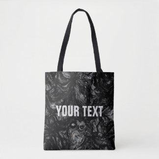Obsidian Tote Bag