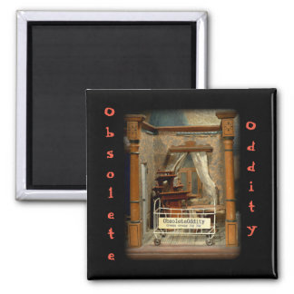 ObsoleteOddity Magnet # 4