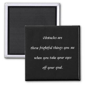 Obstacles Magnet