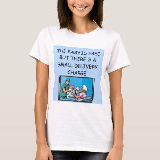 obstetrian joke T-Shirt