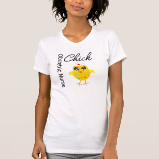 Obstetric Nurse Chick v1 Tee Shirts
