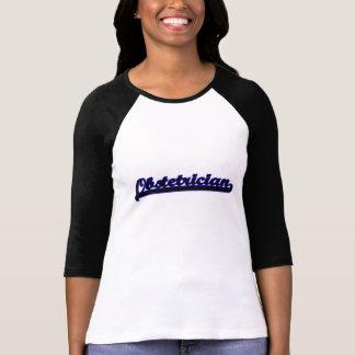 Obstetrician Classic Job Design T-shirts
