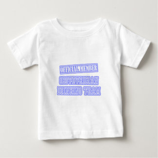 Obstetrician Drinking Team Baby T-Shirt