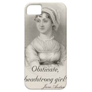 Obstinate Headstrong Girl iPhone 5 Cover