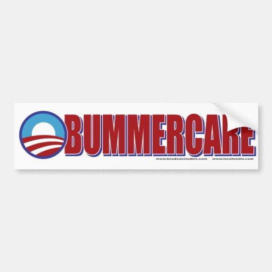 Obummercare Bumper Sticker