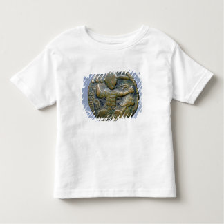 Obverse of coin depicting helmeted Turk Toddler T-Shirt