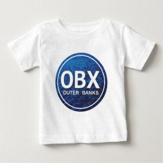 OBX Beach Tag Baby T-Shirt