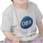 OBX Beach Tag Shirts