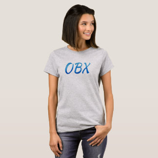 OBX Ladies Tshirt Pelican Outer Banks Womens Shirt