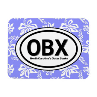 OBX Outer Banks NC Magnet