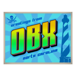 OBX poster
