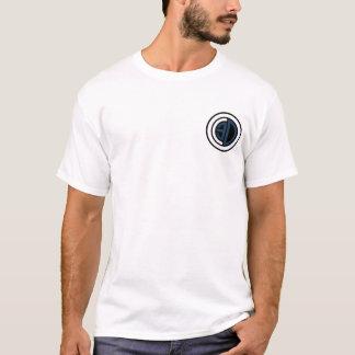 OC3D Trans/Black Logo - Front & Back T-Shirt