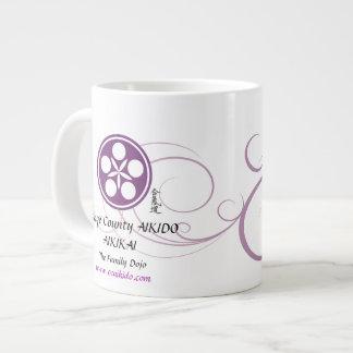 OC AIKIDO Mug Extra Large Mug