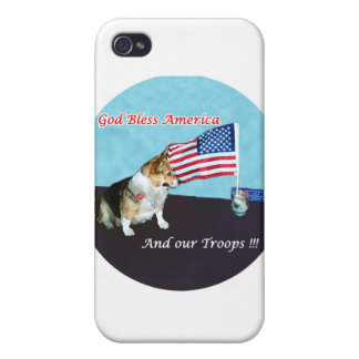 OC by Flag Cover For iPhone 4