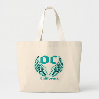 OC CALIFORNIA WINGS PRINT CANVAS BAGS