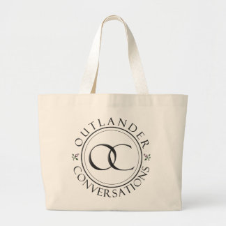 OC Logo Tote #1 Canvas Bags