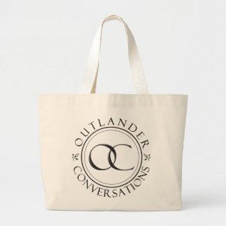 OC Logo Tote #1 Jumbo Tote Bag